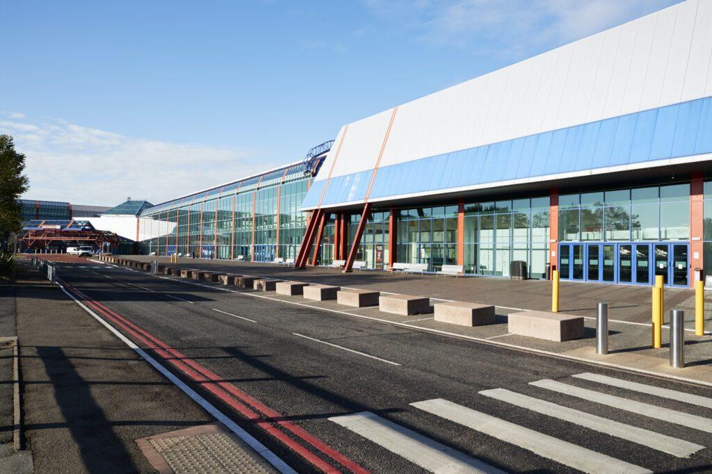 Birmingham national exhibition centre